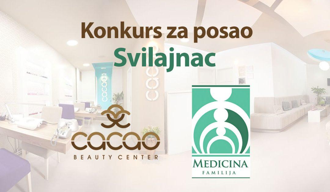 Nova zapošljavanja, otvara se Cacao Beauty Center u Svilajncu