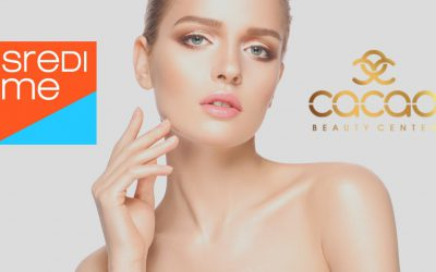 Cacao Beauty Center na SrediMe online servisu za zakazivanje termina